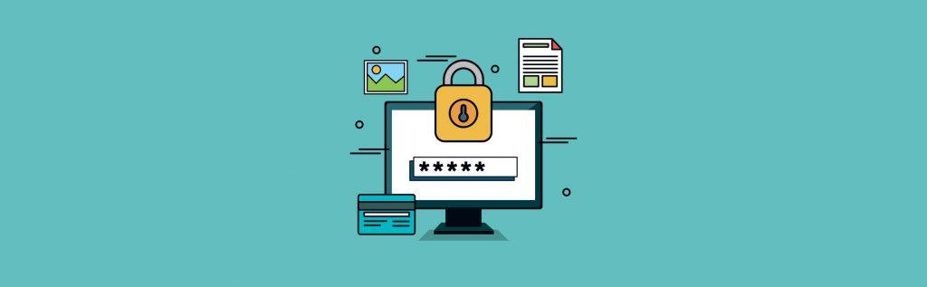 Website Password design