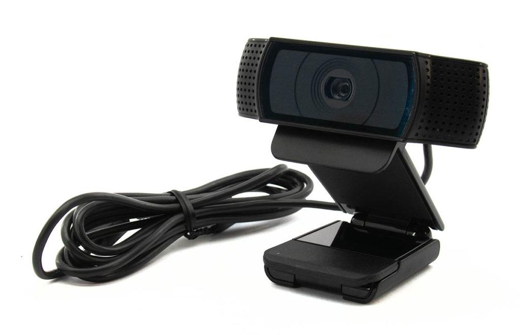 Logitech C920S usb cam