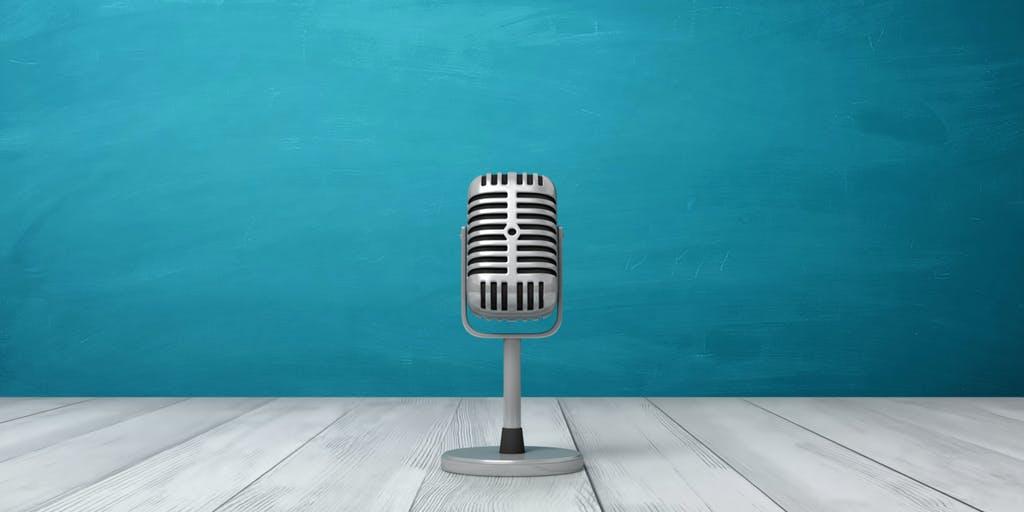 podcasting Mic