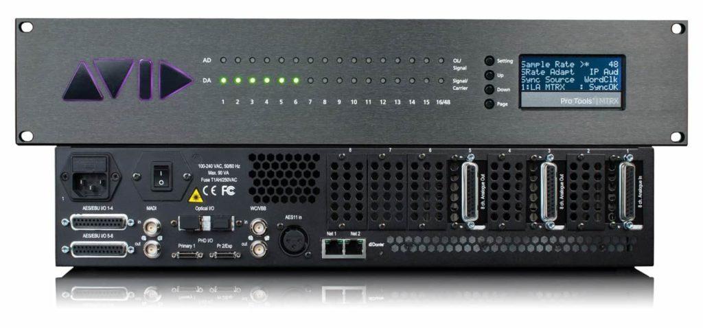 Avid Pro Tools build your Audio