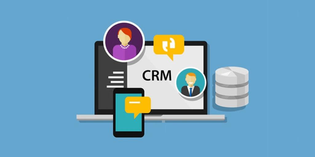 CRM Software Logo