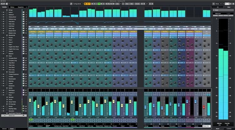 Steinberg Cubase Elements Options