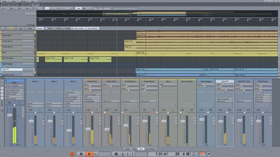 Zynewave Podium Audio Recording features