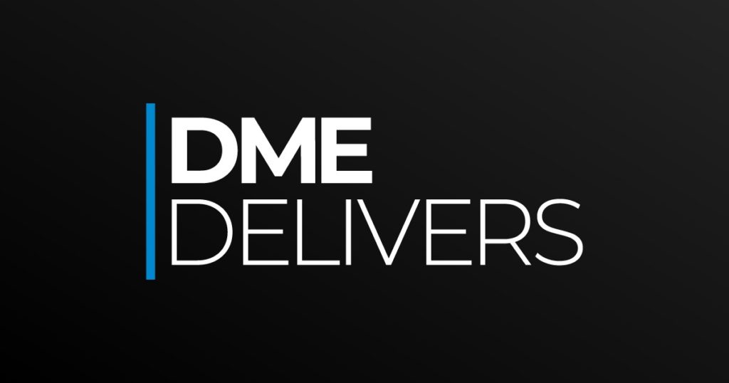 DME Delivers