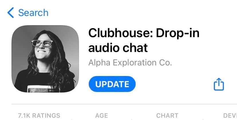 Clubhouse Voice Chat App Statistics & News 🎤 - Blue Tree